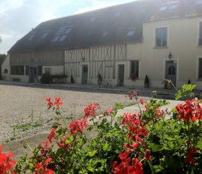 Entrée Domaine de Toussacq