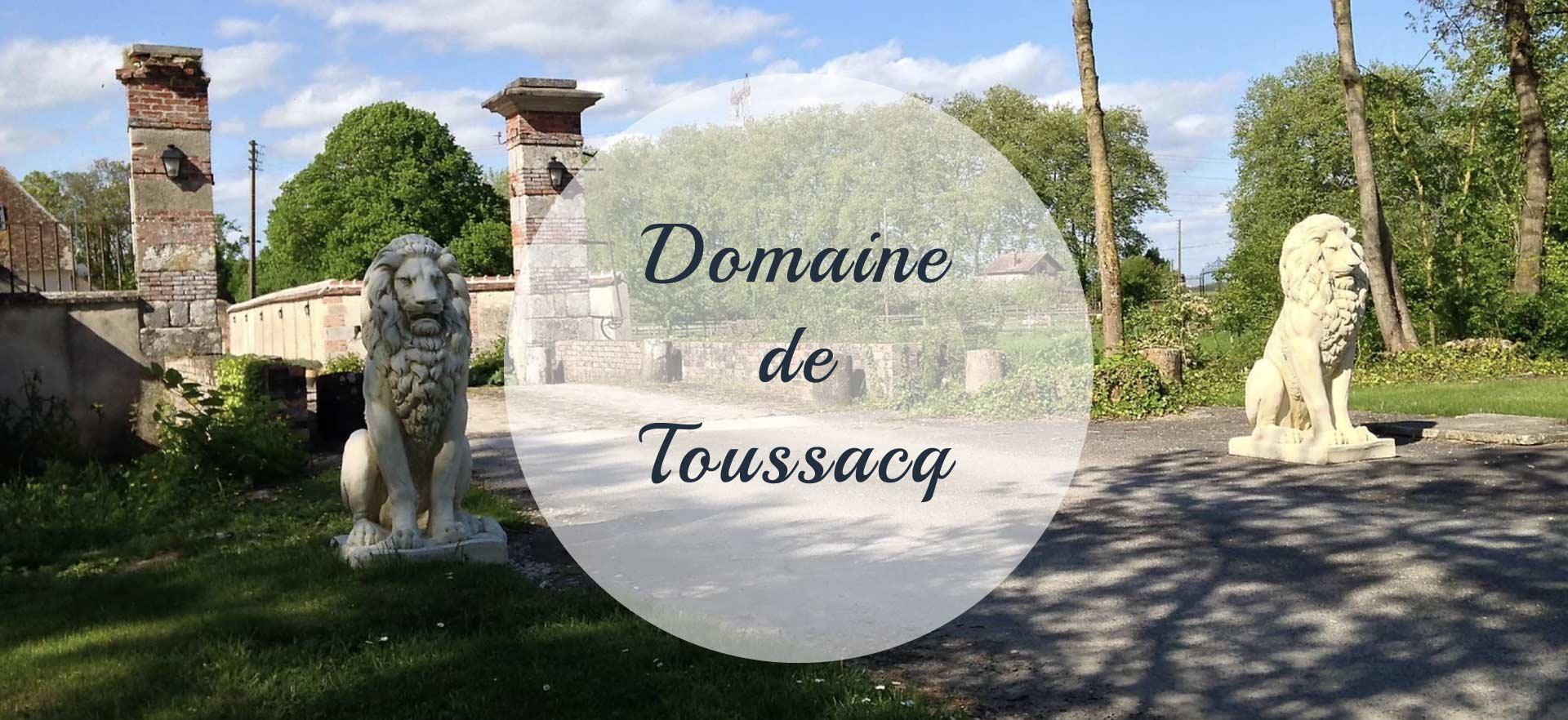 Domaine de Toussacq - Espace séminaire Île-de-France